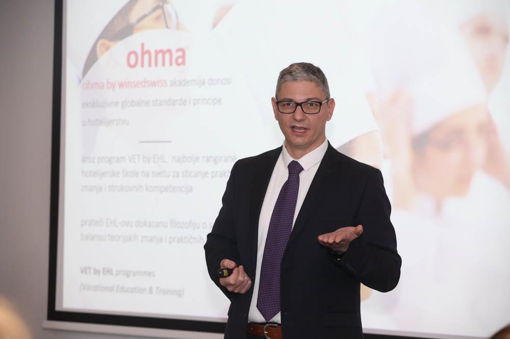 Uros Urošević, CEO winsedswiss
